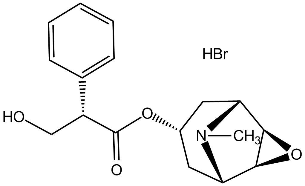 Scopolamine hydrobromide