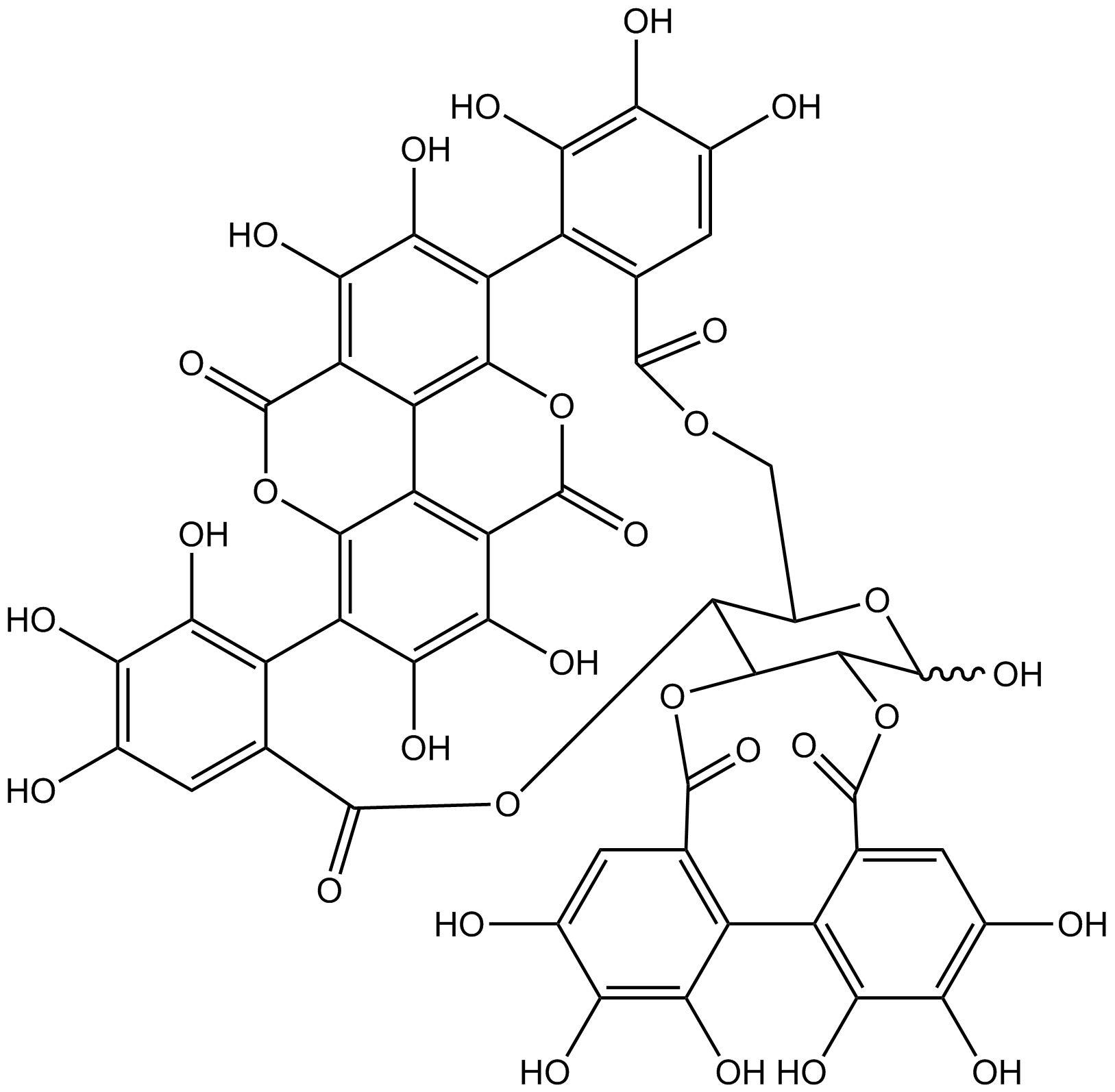 Punicalagin (a + b mixture)