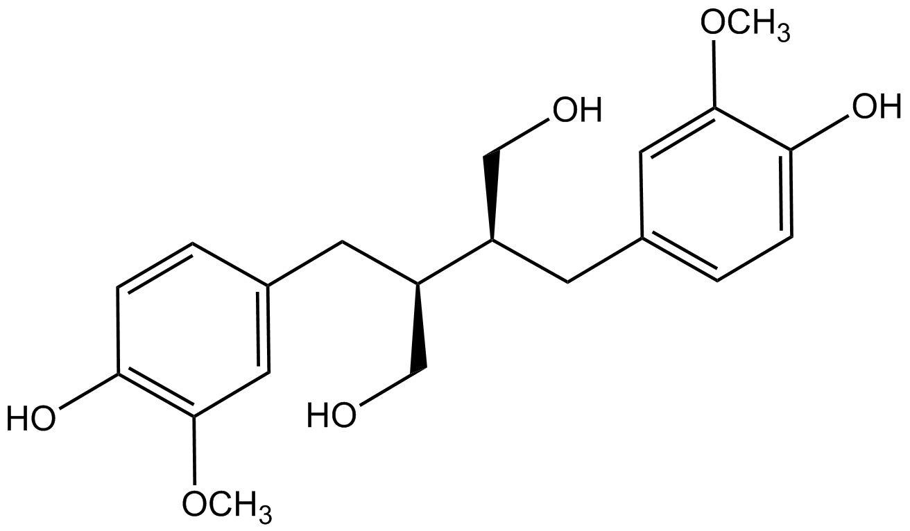 (+)-secoisolariciresinol