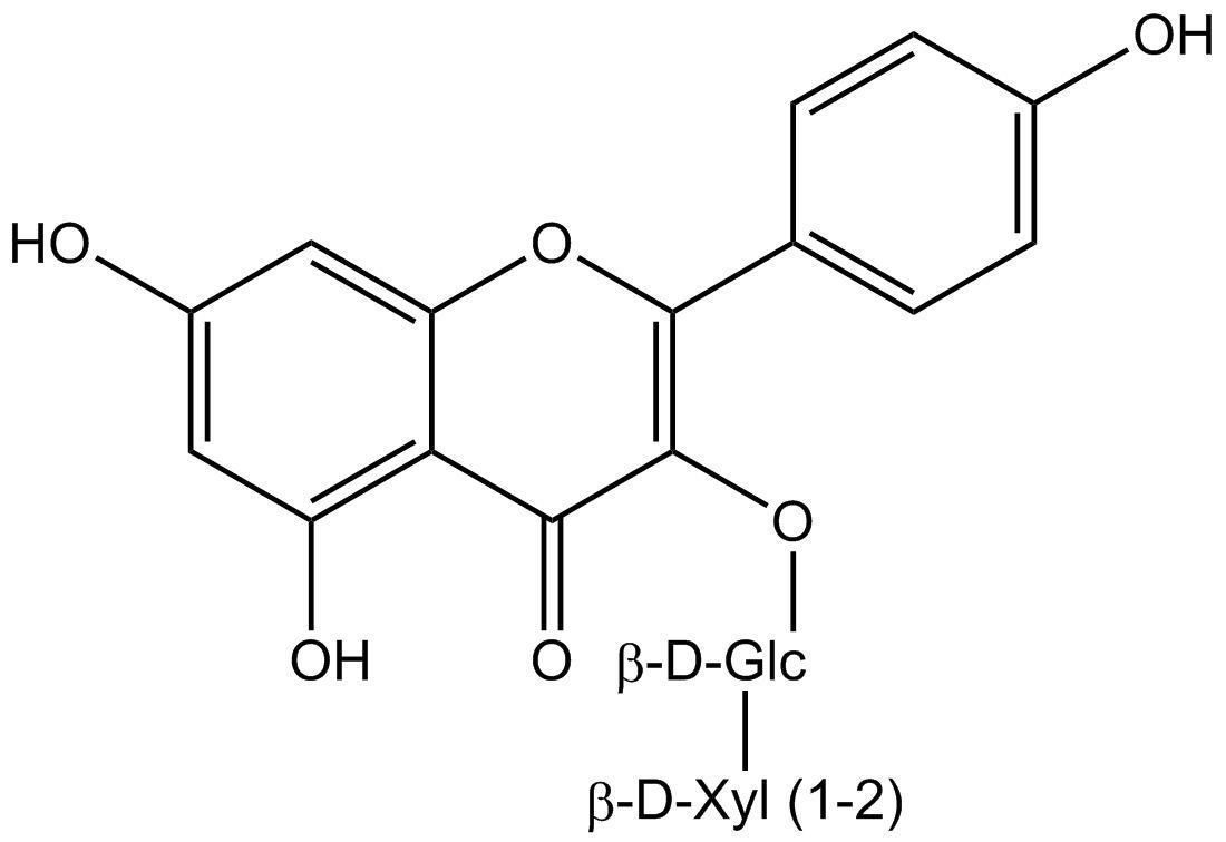 Kaempferol 3-sambubioside