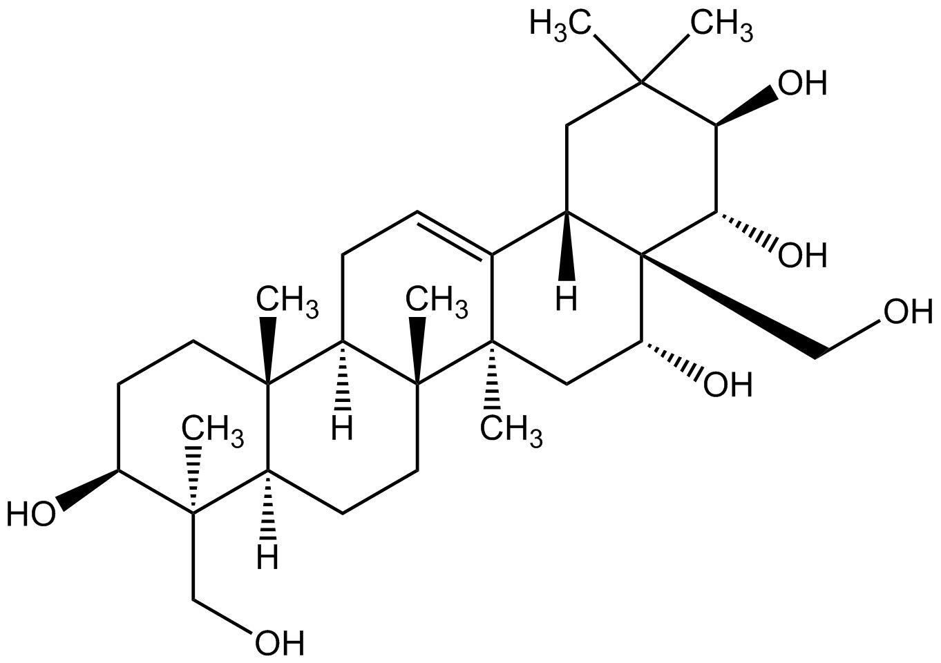 Protoescigenin