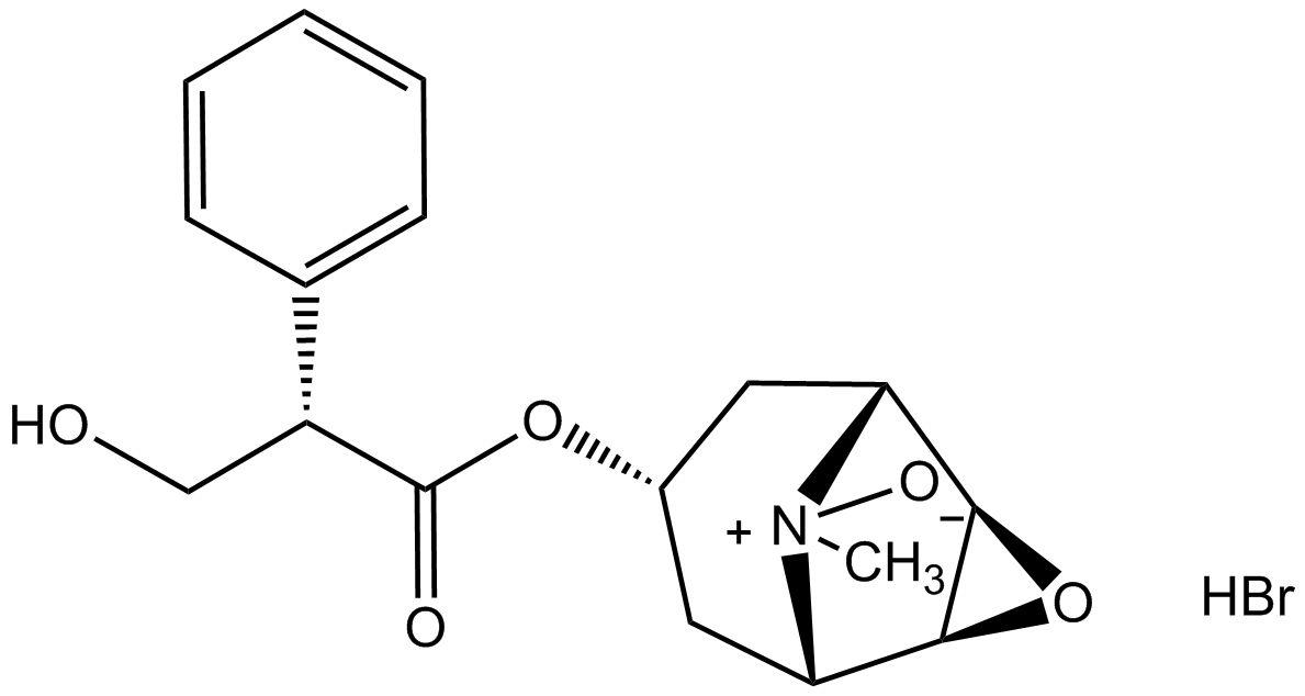Scopolamine n-oxide hydrobromide