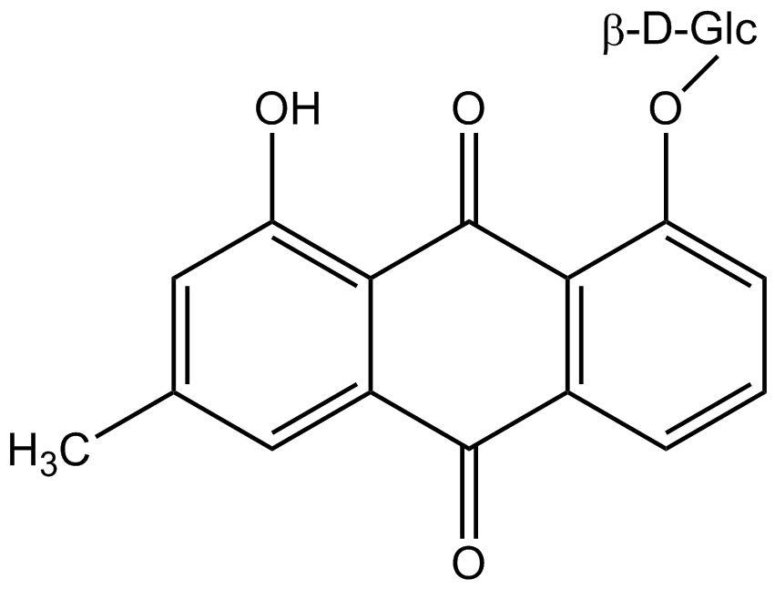 Chrysophanol 8-glucoside