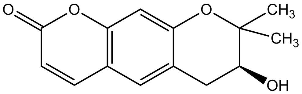 Decursinol