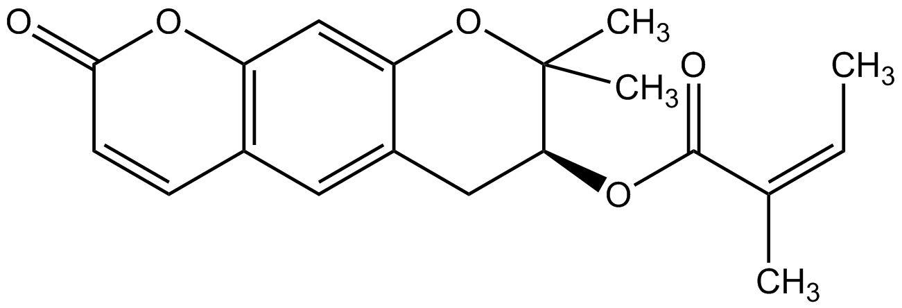 Decursinolangelate