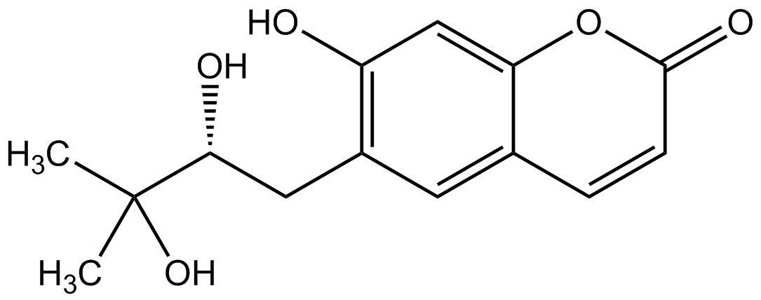 (+)-peucedanol