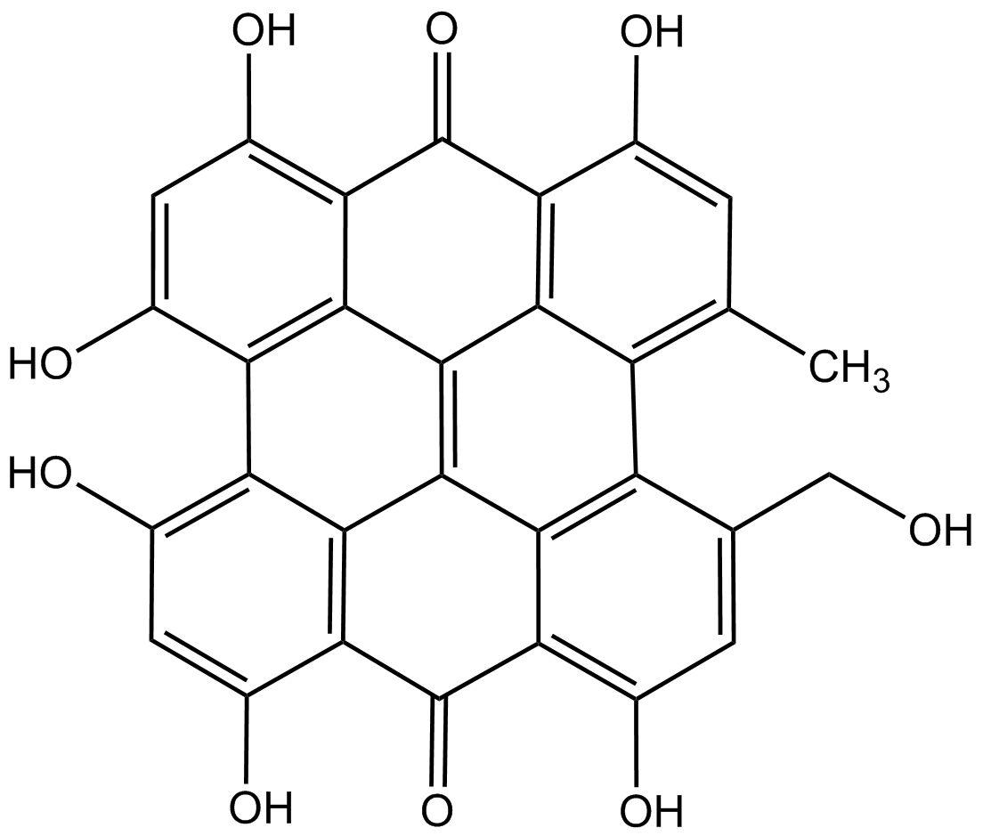 Pseudohypericin
