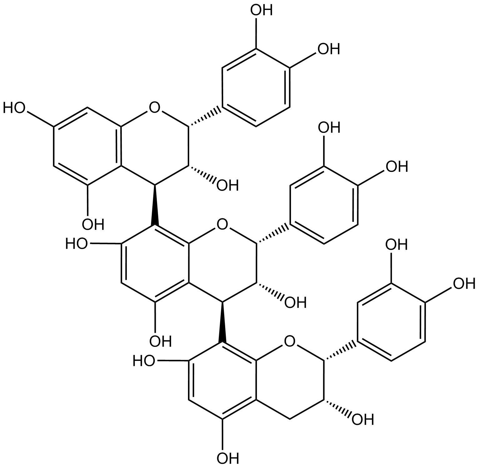 Procyanidin c1