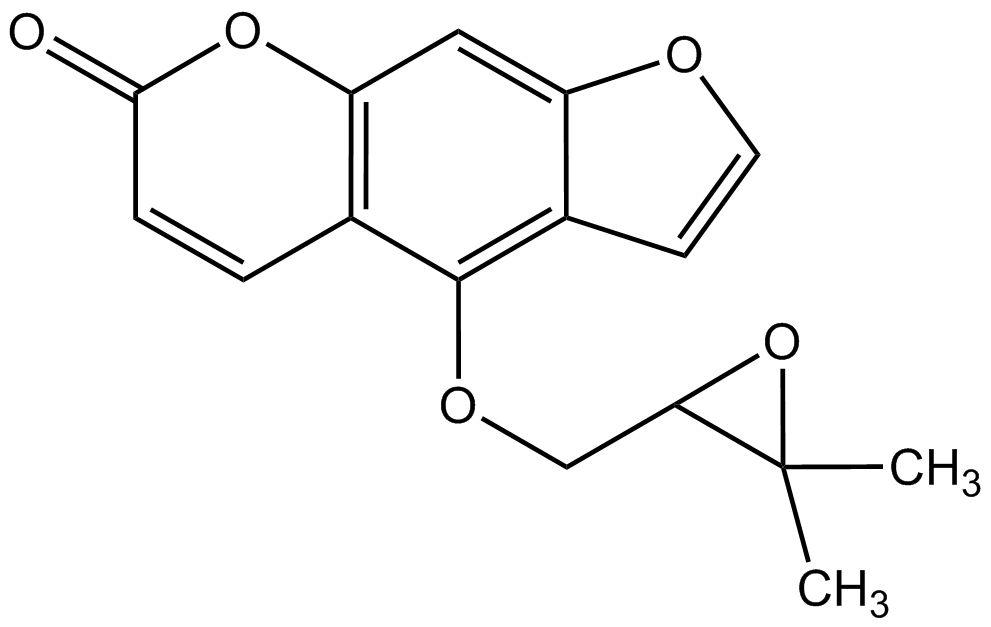Oxypeucedanin
