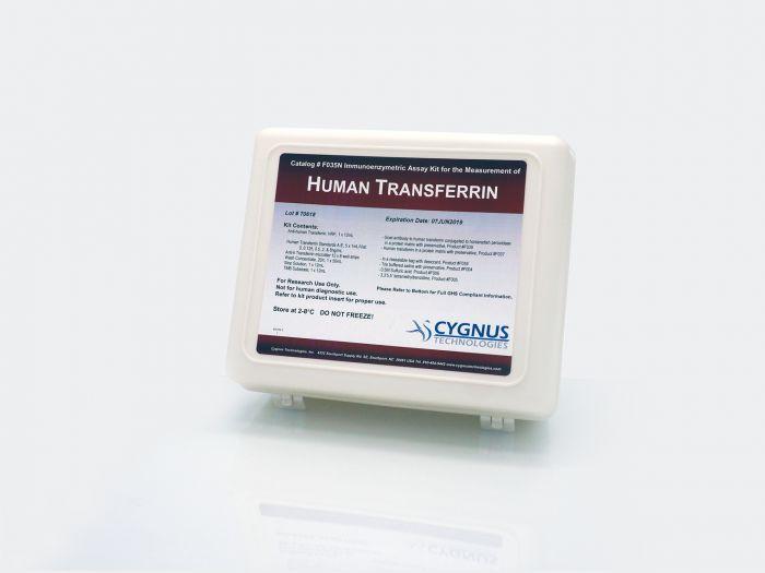 Human Transferrin ELISA Kit