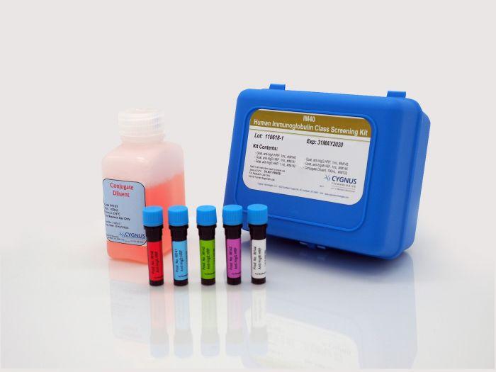 Human Immunoglobulin Class Screening Kit