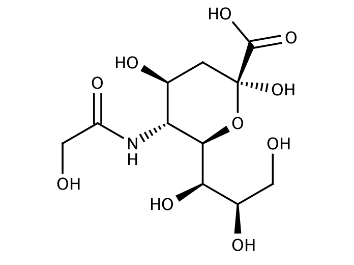 N-Glycolylneuraminic acid