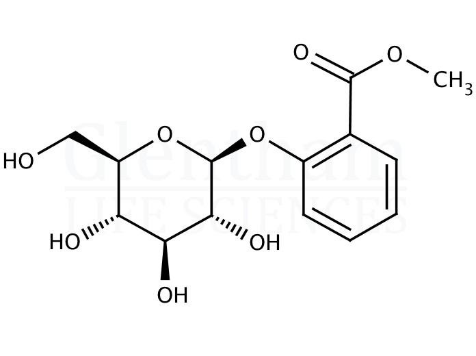 2-Methoxycarbonylphenyl b-D-glucopyranoside