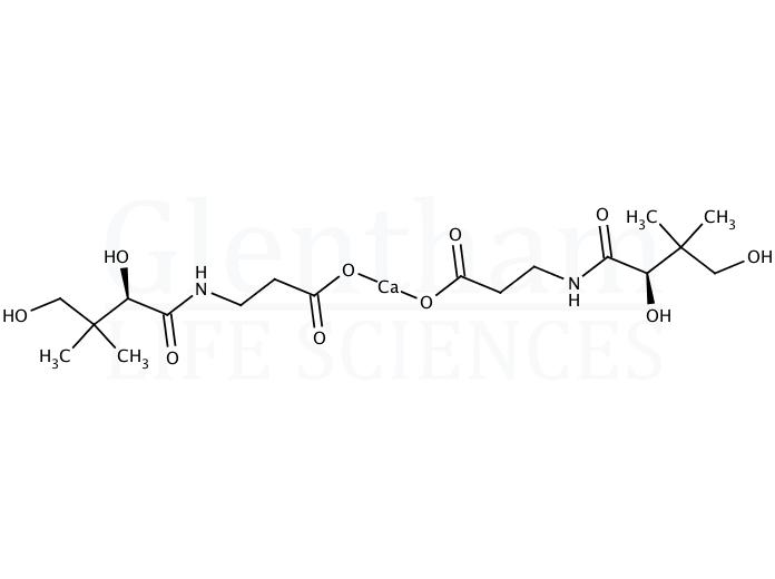 Calcium pantothenate, Ph. Eur. grade