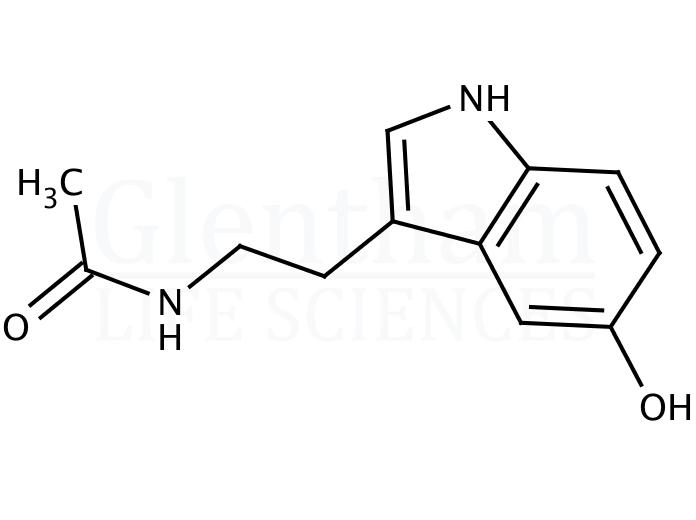 N-Acetyl-5-hydroxytryptamine