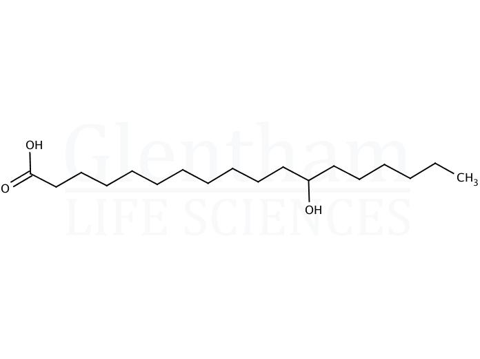 12-Hydroxyoctadecanoic acid
