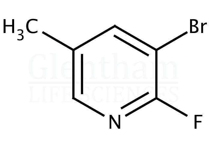 3-Bromo-2-fluoro-5-picoline (3-Bromo-2-fluoro-5-methylpyridine)