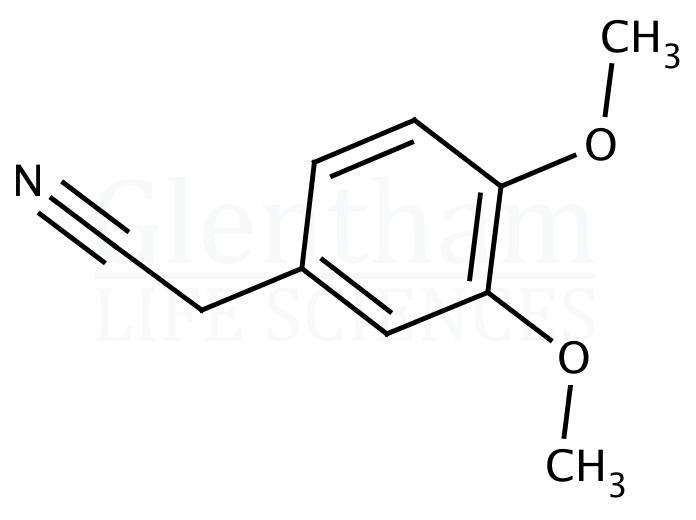 3,4-Dimethoxyphenylacetonitrile (Homoveratronitrile)