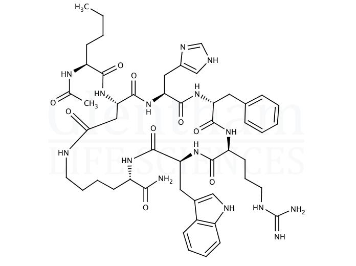 Melanotan II acetate salt