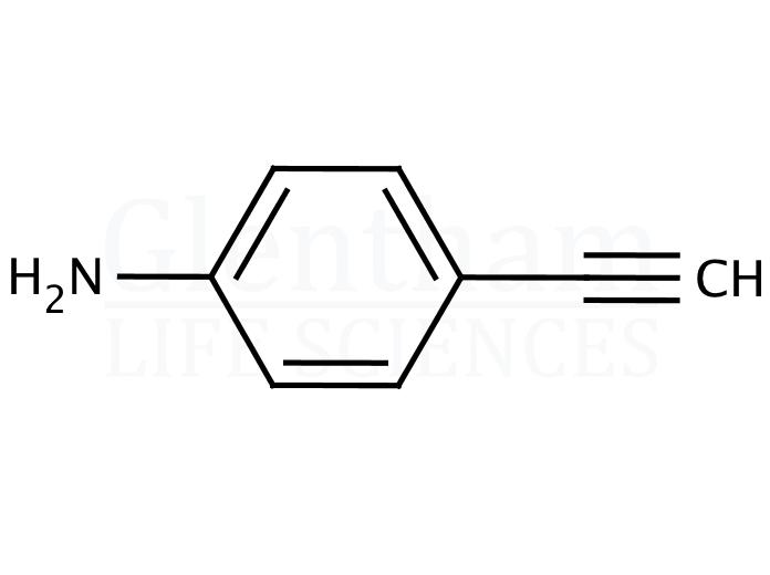 4-Ethynylaniline (4-Aminophenyl acetylene)