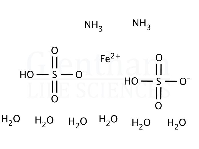 Ammonium iron(II) sulfate hexahydrate