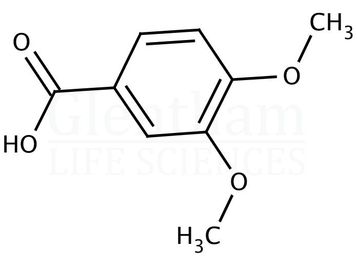 3,4-Dimethoxybenzoic acid (Veratric acid)
