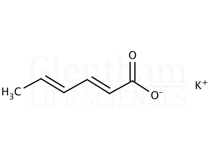Potassium sorbate, granular, BP, Ph. Eur., USP, FCC grade
