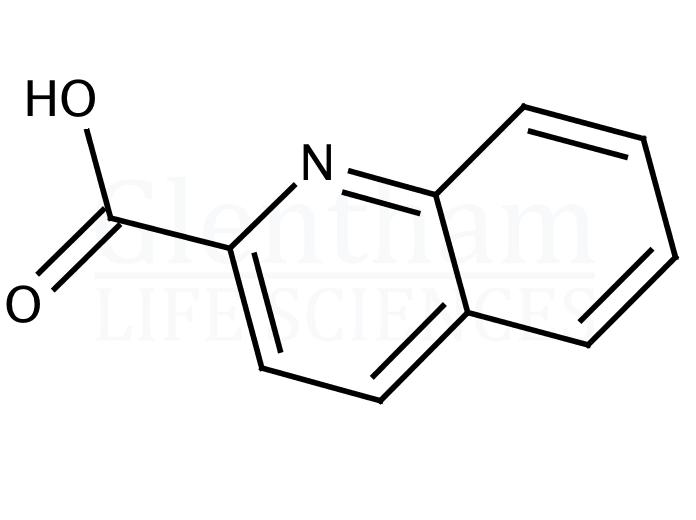 Quinoline-2-carboxylic acid (Quinaldic acid)