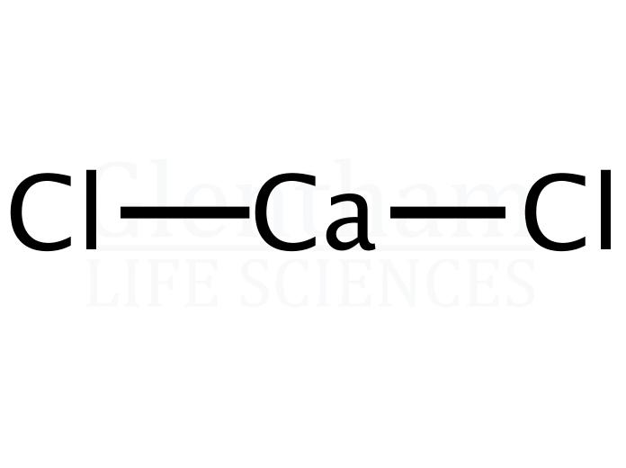 Calcium chloride, anhydrous, granular, 1 - 6 mm