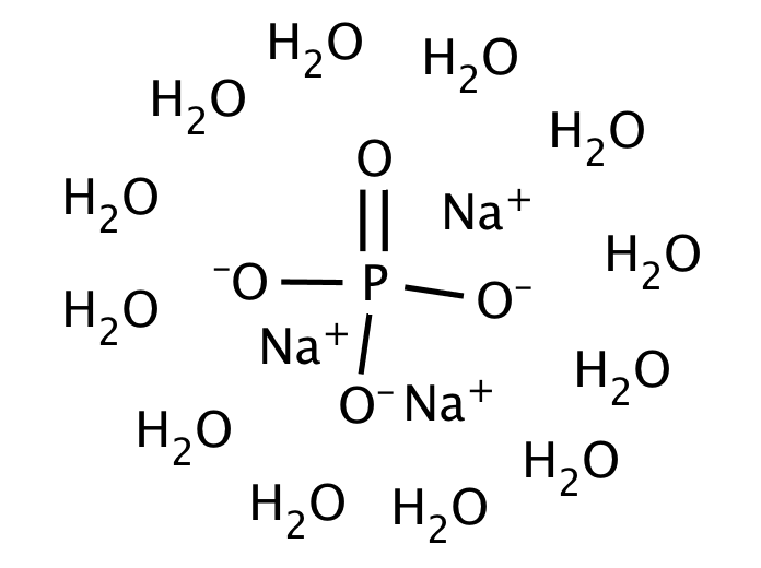 Sodium phosphate tribasic dodecahydrate, 98%