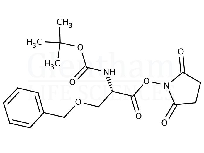 Boc-Ser(Bzl)-OSu