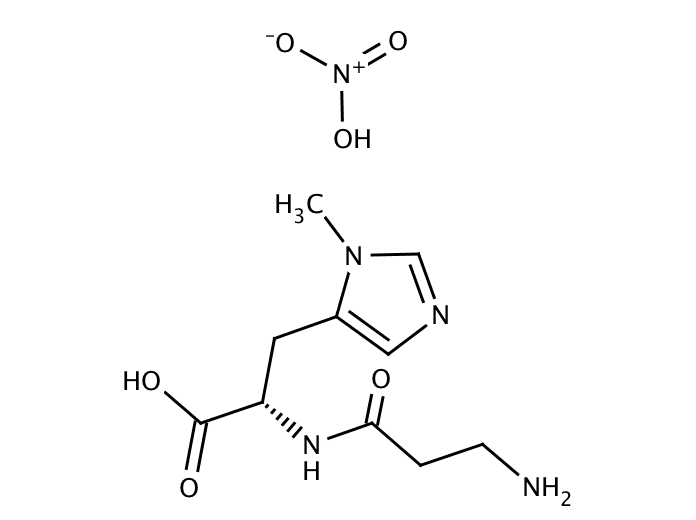 L-Anserine nitrate salt