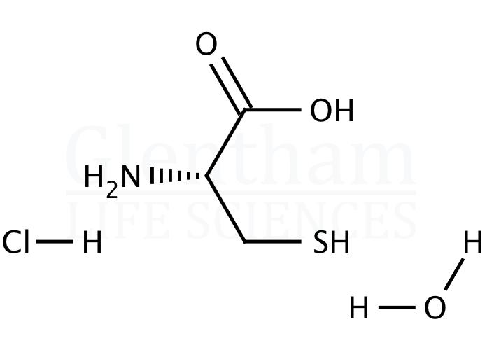 L-Cysteine hydrochloride monohydrate, Ph. Eur., USP grade