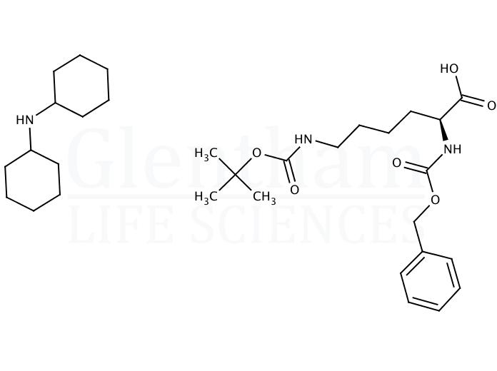 Z-Lys(Boc)-OH dicyclohexylammonium salt
