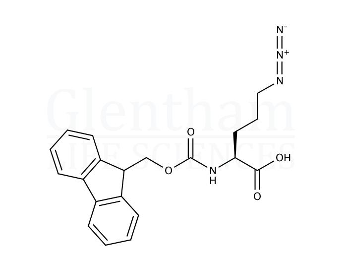 (S)-5-Azido-2-(Fmoc-amino)pentanoic acid