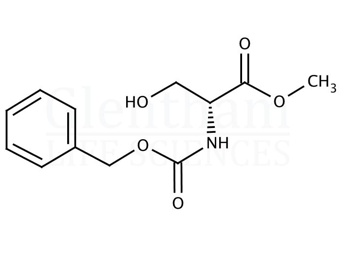 N-Z-D-serine methyl ester