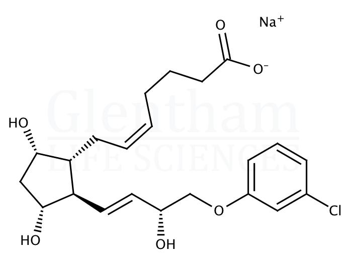 (+/-)-Cloprostenol sodium salt hydrate