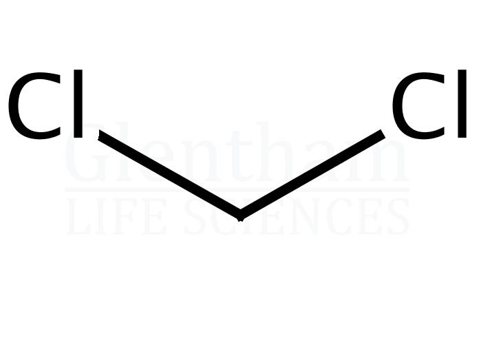 Dichloromethane, GlenUltra, analytical grade, stabilised with cyclohexene/amylene, for GC