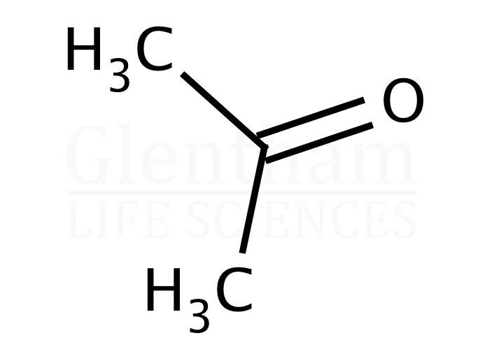 Acetone, GlenUltra, analytical grade, for GC