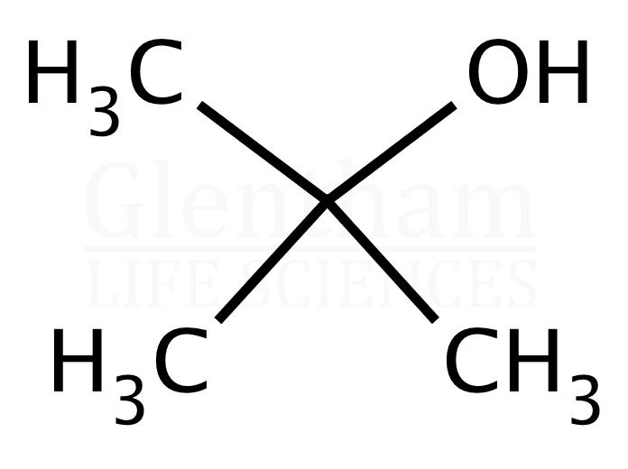 2-Methylpropan-2-ol, GlenPure, analytical grade