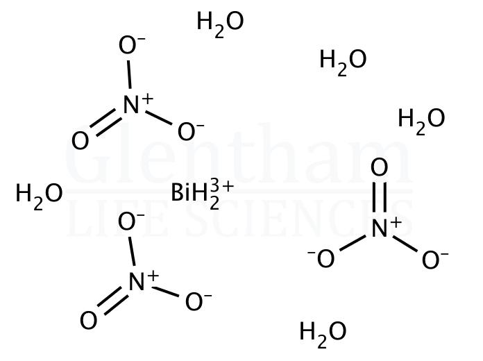 Bismuth nitrate hydrate, 98+%