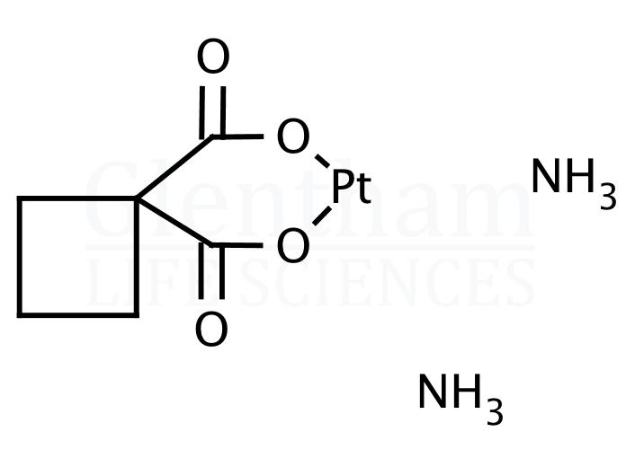 Platinum(II) diammine cyclobutane dicarboxylate, 99.95% (metals basis)