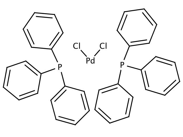 Bis(triphenylphosphine) palladium(II) chloride, 99.95% (metals basis)