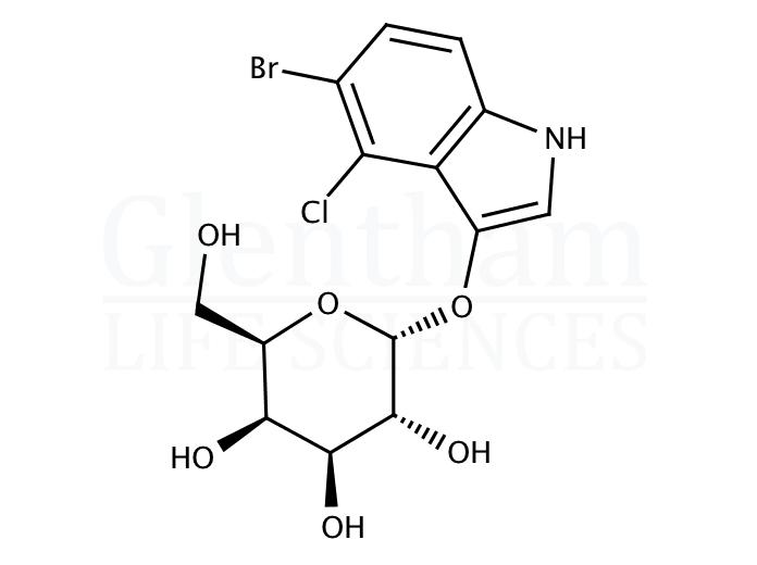 5-Bromo-4-chloro-3-indolyl a-D-galactopyranoside