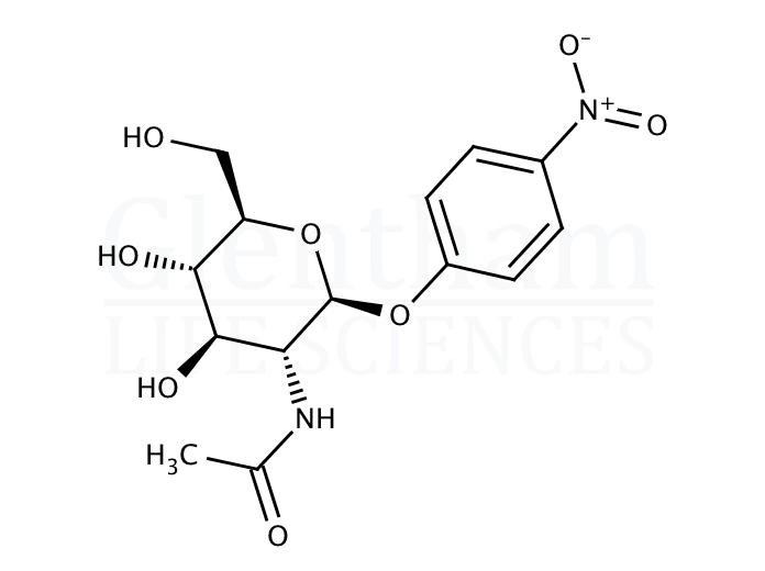 4-Nitrophenyl 2-acetamido-2-deoxy-b-D-glucopyranoside