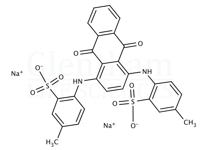 Alizarin Cyanin Green G (C.I. 61570)