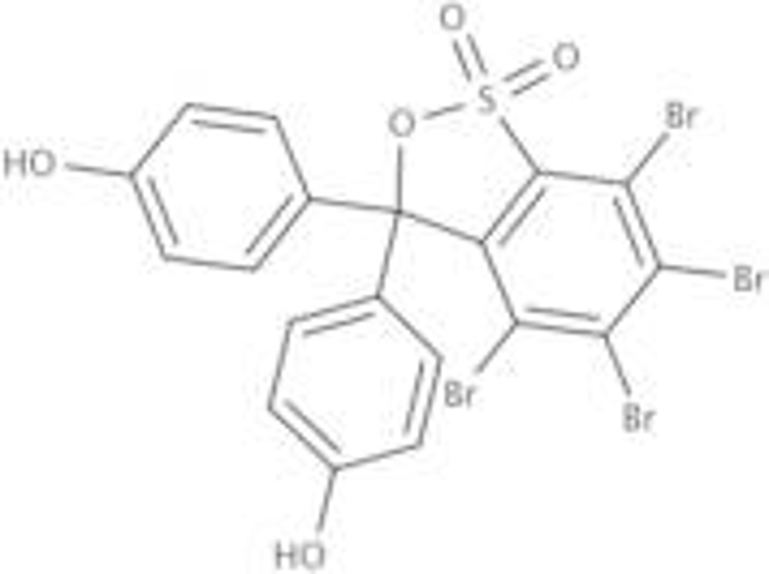 3,4,5,6-Tetrabromophenolsulfonephthalein