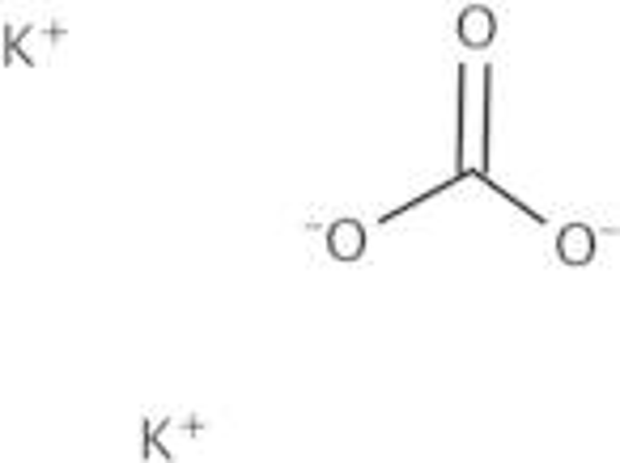 Potassium carbonate, anhydrous, 99.99%