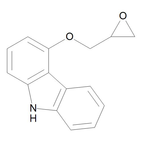 4-(2,3-Epoxypropoxy)carbazole