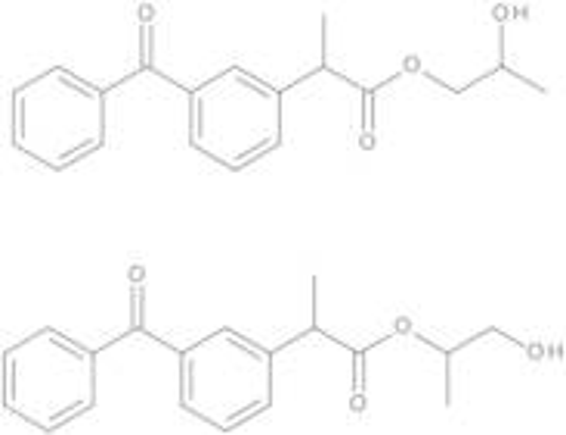 Ketoprofen Propylene Glycol Ester (Mixture of Isomers)